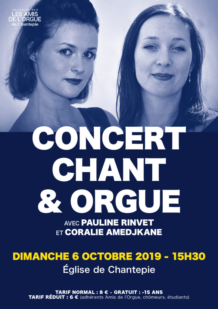 Concert Chant & Orgue