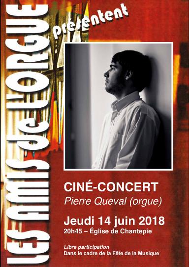 Affiche du Ciné-Concert